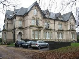 Thumbnail 2 bed flat to rent in Whalley Road, Manchester