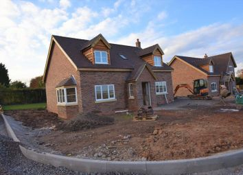 Thumbnail 3 bed detached house for sale in Plot 3, Pave Lane, Chetwynd Aston, Newport