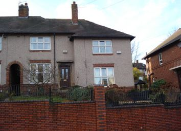Thumbnail 2 bedroom end terrace house for sale in East Bank Road, Sheffield, Yorkshire