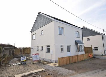 Thumbnail 4 bed detached house for sale in Longstone, St Mabyn, Cornwall