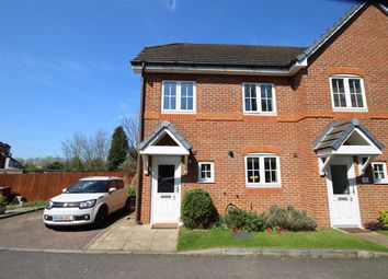 Thumbnail 4 bed semi-detached house for sale in The Copse, North Bushey WD23.