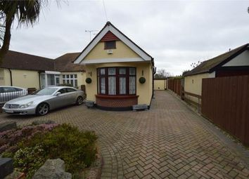 Thumbnail 2 bedroom semi-detached bungalow for sale in Poynings Avenue, Southend On Sea, Essex