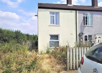 Thumbnail 2 bed end terrace house for sale in Bunkers Hill, Lincoln