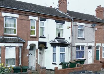 Thumbnail 4 bedroom terraced house to rent in Nicholls Street, Coventry