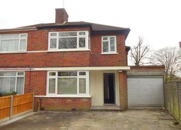 Thumbnail 3 bedroom semi-detached house to rent in Beverley Drive, Edgware
