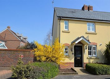 Thumbnail 2 bedroom semi-detached house to rent in Acorn Gardens, Burghfield Common, Reading