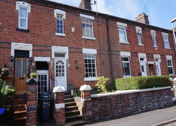 Thumbnail 3 bed terraced house for sale in Peel Street, Dresden, Stoke-On-Trent