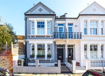 Thumbnail 5 bedroom end terrace house for sale in Eddiscombe Road, Parsons Green, Fulham, London