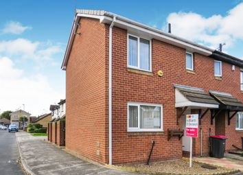 Thumbnail 2 bed semi-detached house for sale in Thicket Drive, Maltby, Rotherham