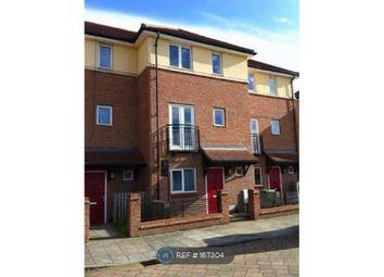 Thumbnail 4 bed terraced house to rent in Seaton Grove, Milton Keynes