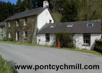 Thumbnail 5 bed semi-detached house for sale in Cwmcych, Newcastle Emlyn