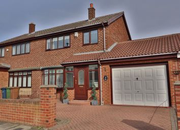 Thumbnail 3 bed semi-detached house for sale in Pimlico Road, Hetton-Le-Hole, Houghton Le Spring