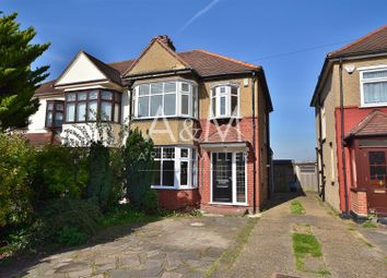 Thumbnail 3 bedroom semi-detached house for sale in Fullwell Parade, Fullwell Avenue, Ilford