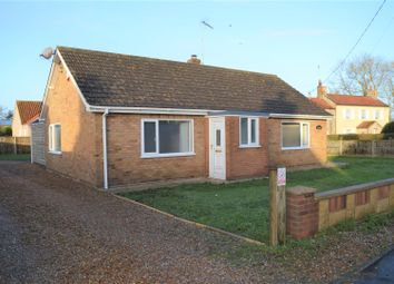 Thumbnail 3 bed detached bungalow for sale in Winch Road, Gayton, King's Lynn