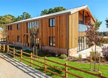 Thumbnail 5 bed barn conversion for sale in Eldon Road, Kings Somborne, Stockbridge, Hampshire