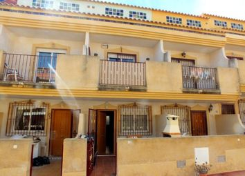 Thumbnail 3 bed town house for sale in Playa Flamenca, Orihuela Costa, Alicante, Valencia, Spain