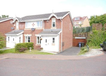 Thumbnail 3 bed semi-detached house to rent in Orchard Rise, Newcastle Upon Tyne