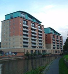 Thumbnail 2 bed flat to rent in Dyers Gate, Westbridge Wharf, Bath Lane, Leicester