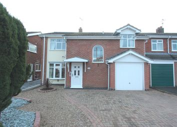 Thumbnail 4 bed detached house for sale in Brechin Close, Hinckley