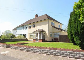 Thumbnail 3 bed semi-detached house for sale in Ferrier Avenue, Fairwater, Cardiff