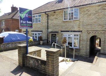 Thumbnail 2 bed terraced house for sale in Connington Crescent, Chingford