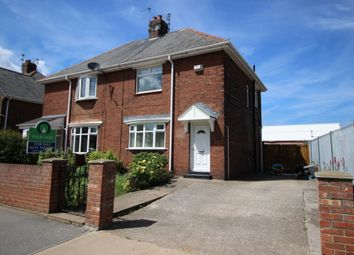 Thumbnail 2 bedroom semi-detached house for sale in St. Lukes Road, Sunderland