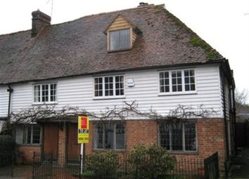 Thumbnail 4 bed property to rent in The Street, Smarden, Kent