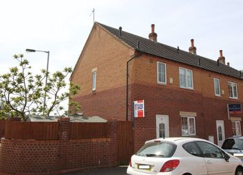 Thumbnail 3 bed town house for sale in Strangman Street, Leek, Staffordshire