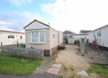 Thumbnail 1 bed mobile/park home for sale in Avonsmere Residential Park, Stoke Gifford, Bristol