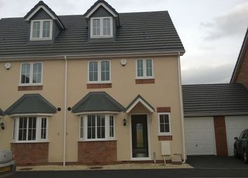 Thumbnail 4 bedroom semi-detached house to rent in Farmdale Grove, Walsall