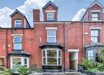 Thumbnail 4 bed terraced house for sale in Cowlishaw Road, Sheffield, South Yorkshire