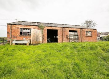 Thumbnail 3 bed barn conversion for sale in Tilstone Bank, Tilstone Fearnall, Tarporley