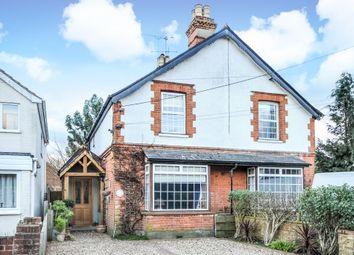 Thumbnail 3 bedroom cottage to rent in Beta Road, Chobham