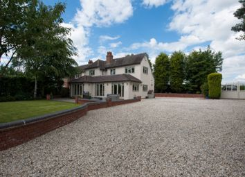 Thumbnail 3 bed semi-detached house for sale in Watling Street, Weeford, Lichfield