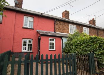 Thumbnail 2 bedroom terraced house to rent in Fallowden Lane, Ashdon, Saffron Walden