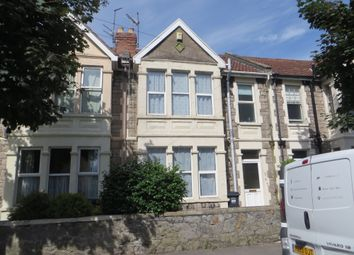 Thumbnail 3 bed terraced house for sale in Parkhurst Road, Weston Super Mare