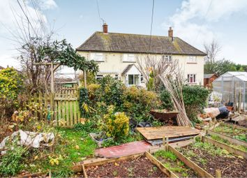 Thumbnail 2 bed semi-detached house for sale in North Croft, Williton, Taunton