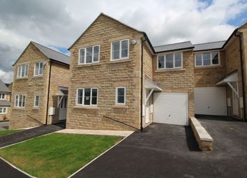 Thumbnail 4 bed terraced house for sale in Paradise Street, Hadfield, Glossop