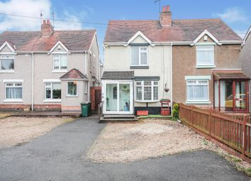 Thumbnail 2 bed semi-detached house for sale in Henley Road, Coventry