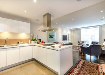 Thumbnail 3 bed flat to rent in Grosvenor Waterside, Westminster