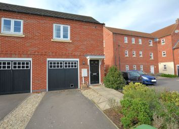 Thumbnail 2 bed property for sale in Moorhen Close, Witham St Hughs, Lincoln