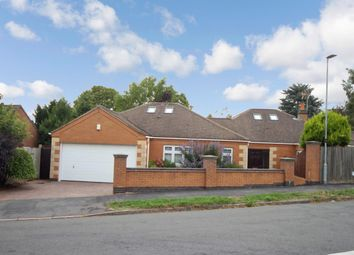 Thumbnail 3 bed detached bungalow for sale in Hill Rise, Burbage, Hinckley