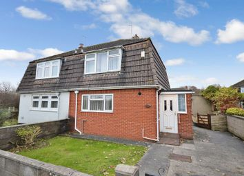 Thumbnail 2 bedroom semi-detached house for sale in Blackthorn Close, Hartcliffe, Bristol