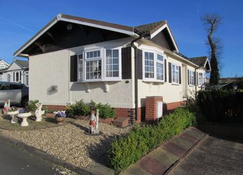 Thumbnail 2 bed mobile/park home for sale in Highley Park (Ref 5561), Highley, Bridgnorth, Shropshire