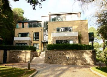 Thumbnail 3 bed flat for sale in Nairn Road, Canford Cliffs, Poole, Dorset