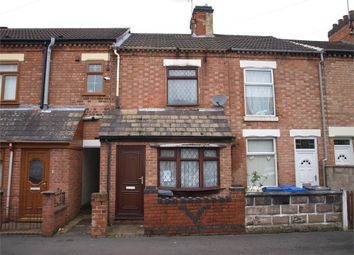 Thumbnail 3 bedroom terraced house for sale in Grange Street, Burton-On-Trent, Staffordshire