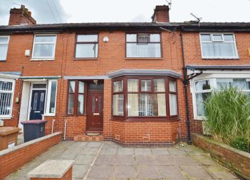 Thumbnail 3 bedroom terraced house for sale in Winchester Road, Salford