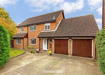 Thumbnail 5 bedroom detached house for sale in Wendover Close, St Albans, Hertfordshire