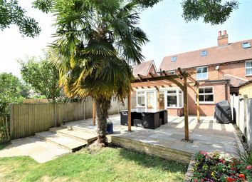 Guildford Road, Pirbright, Woking, Surrey GU24. 3 bed semi-detached house for sale