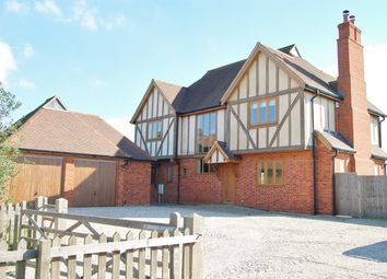 Thumbnail 4 bedroom detached house to rent in Chelmsford Road, High Ongar, Ongar